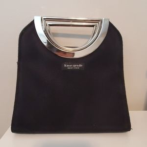 Kate Spade Black Suede purse